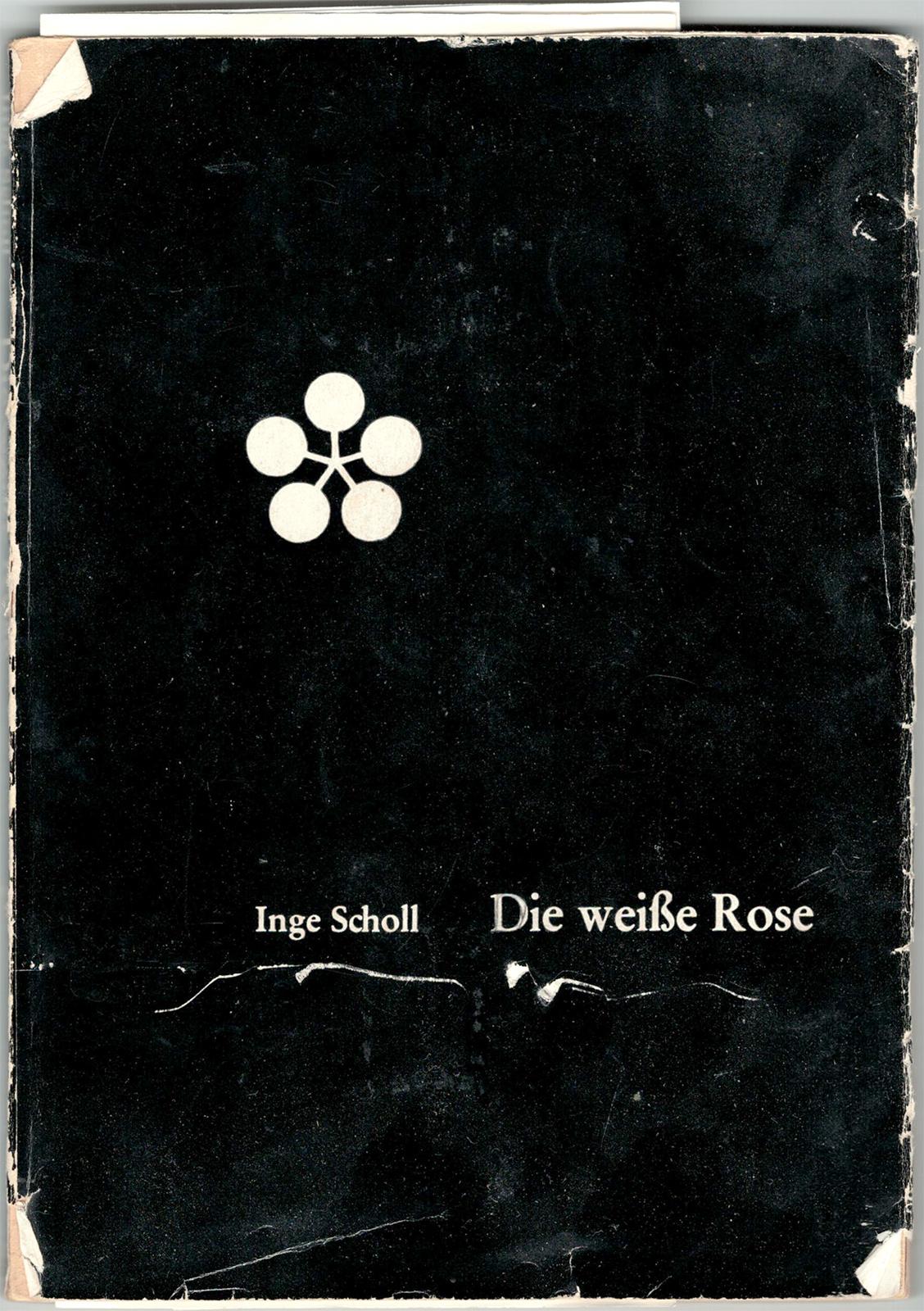 Die Weiße Rose Buch